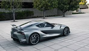 lexus lfa price in mumbai the toyota ft 1 u0027s new look will make you want a new supra so bad