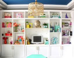 Decorate Shelves A Kailo Chic Life Decorate It Rainbow Shelf Styling