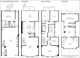 row home floor plans san francisco row house floor plans 1 plans baltimore plan