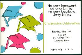 sle graduation invitation themes cheap graduation party invites wording with photo