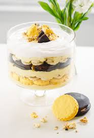 thanksgiving trifle recipes chocolate and banana mardi gras moonpie trifle recipe from mobile