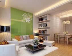 bring nature to your living room by painting it green u0026 yellow
