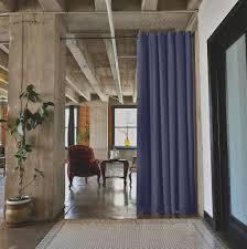 Tension Rod Curtains Interior Decor 155 Curtain Rod Tension Rod Room Divider