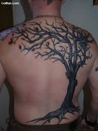 40 best apple tree tattoos awesome tree stencil designs