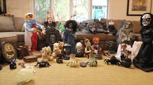 halloween animatronics sale 35 animatronic collection of small props and table top