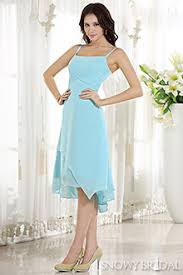 Light Blue High Low Dress High Low Bridesmaid Dresses High Low Chiffon Bridesmaid Dress