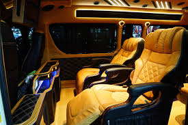 Car Modifications Interior Toyota Hiace Interior With Aftermarket Modifications For C U2026 Flickr