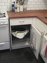 corner cabinet lazy susan diy corner cabinet lazy susan rotating