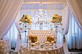 sweetheart table decor 5 elements of a picture sweetheart table weddingdash