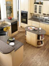 Kitchen Flooring Options by Kitchen Design Concept Kitchen Flooring Option Simple Brown