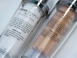 lorac primer light source lorac 3 in 1 light source illuminating primer vy varnish