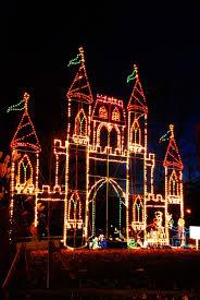 Amish Christmas Lights Light Displays And Festivals Around Indiana