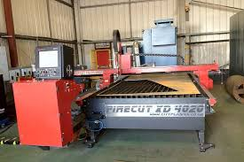 used plasma cutting table cnc plasma cutting table the firecut silver from city plasma