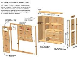 How To Design Your Own Kitchen Layout Kitchen Base Cabinet Plans Free Make Custom Cabinet Doors Diy