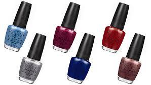 opi fall 2013 opi san francisco collection fall nail polishes