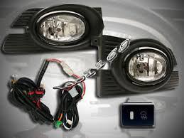 2001 honda accord fog lights 2001 2002 honda accord 4dr sedan dx ex lx oe style fog lights kit