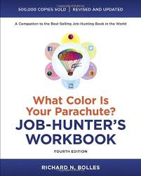 what color is your parachute job hunter u0027s workbook fourth