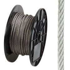 Stainless Steel Cable Trellis Wire Chain U0026 The Home Depot