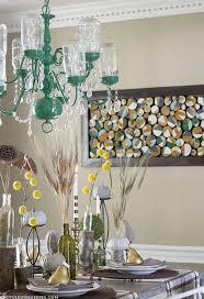 Chandelier Room Decor Upcycled Vintage Inspired Chandelier Hometalk