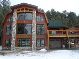 Aframe Homes North Woods Timber Frames Builder Of Handcrafted Timber Frame