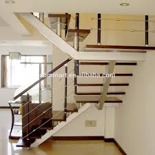 stainless steel staircase design with high quality sprial stairs
