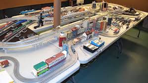 jrm japanese n scale layout a group effort