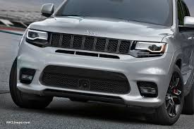 rhino jeep grand cherokee trailhawk wk2jeeps com 2017 grand cherokee press release