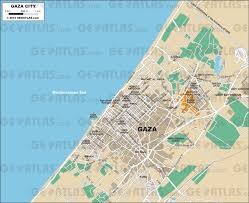 Syria On A Map by Geoatlas City Maps Gaza City Map City Illustrator Fully