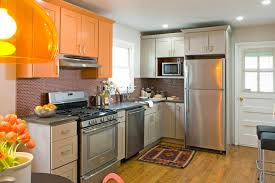 Remodeling Ideas For Small Kitchens 20 Small Kitchen Makeovers By Hgtv Hosts Hgtv