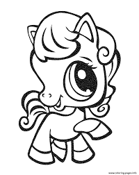 littlest pet shop 5 coloring pages printable