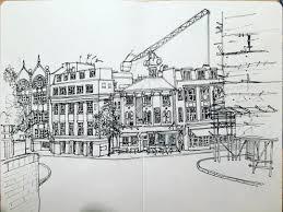 falling back in love with sketching u2013 ben brignell u2013 medium