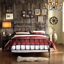 Metal King Size Bed Frame by King Size Bed Frame Metal Antique Wrought Iron Victorian Headboard