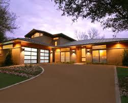 modern rambler home design home modern