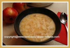 hungarian apple soup recipe soup for fall thanksgiving or