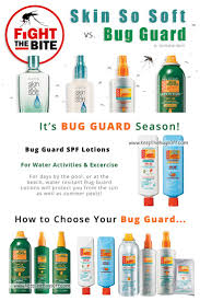 skin so soft insect repellent just the facts