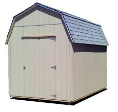sequoia sheds standard barn backyard storage shed