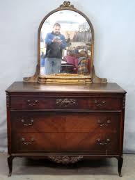 Grand Furniture Bedroom Sets Five Piece Walnut Bedroom Set Signed Johnson Furniture Grand