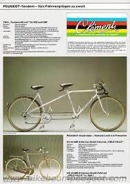 mr peugeot peugeot 1981 germany brochure