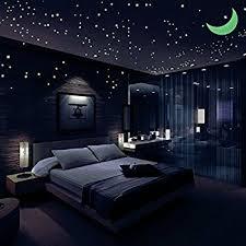 glow in the dark bedroom glow in the dark stars decals stickers pack of 446 408 stars 1