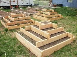 inexpensive raised garden bed ideas gardening ideas
