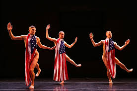 Dancing Flags Review Hail The Stars And Stripes And The Radical Moves The