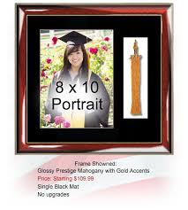 graduation tassel frame 8x10 graduation photo frame graduate picture