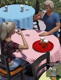 beer drinking props 3d models and 3d software by daz 3d