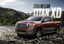 nissan truck 2016 2016 nissan titan xd everything you want to know street trucks