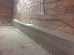 wall anchor installation iowa plate anchors c channels concrete