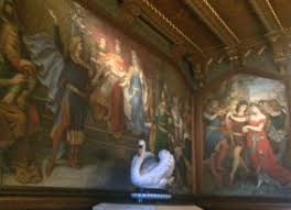 neuschwanstein a fairytale castle germany kulturkompasset remembering of some of richard wagners operas are every where at neuschwanstein castle wall paintings