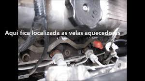 pajero sport ou l200 diesel não pega fumaça branca mitsubishi