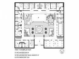 spanish style home plans house plan open courtyard house plans kerala arts and images small