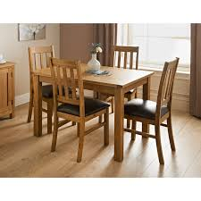 Hampshire Oak Dining Set Pc Dining Furniture BM - Oak dining room table chairs