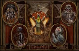 concept art writing prompt the four horsemen of the modern apocalypse